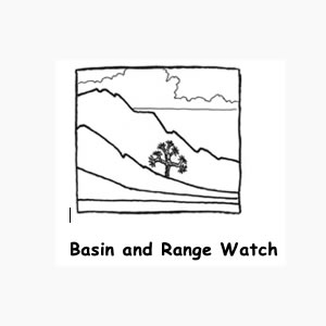 Basin and Range Watch Logo