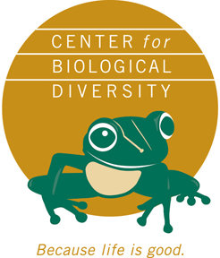 Center for Biological Diversity logo