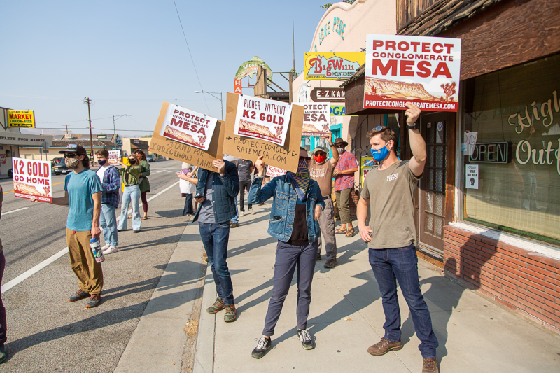 Comment by August 30th to Protect Conglomerate Mesa from Foreign Drilling!